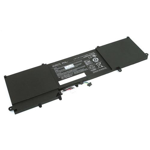 Аккумулятор для Toshiba U845 (PA5028U-1BRS) 7.4V 54Wh черная