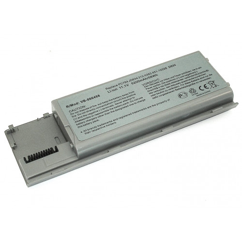 Аккумулятор для Dell Latitude D620, D630 (PC764 ) 5200mAh REPLACEMENT