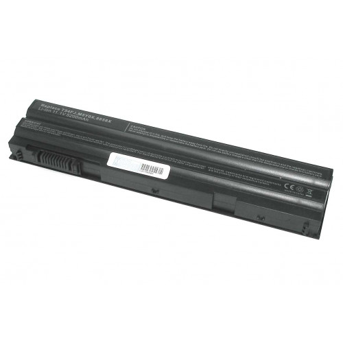 Аккумулятор для Dell Latitude E6420 5200mAh T54FJ (4NW9) REPLACEMENT черная