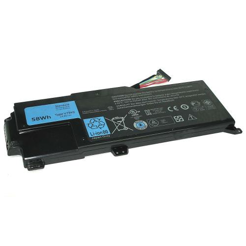 Аккумулятор для Dell XPS 14z-L412z 14.8V 58Wh V79Y0