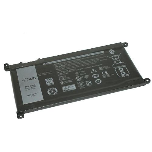 Аккумулятор для Dell 3180 3189 11.4V 3510mAh Y07HK 51KD7