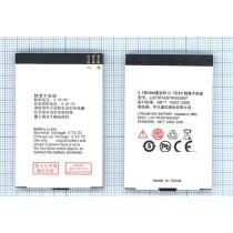 Аккумуляторная батарея Li3710T42P3h553657 для ZTE S302 3.7 V 3.88Wh