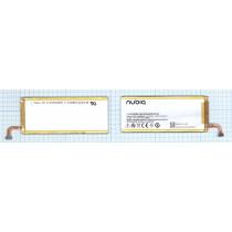 Аккумуляторная батарея Li3820T43P3h984237 для ZTE NX403A  3.8V 2000mAh