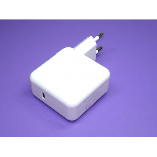 Блок питания для ноутбуков Apple A1540 29W USB Type-C 14.5V 2.0A REPLACEMENT