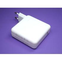 Блок питания для ноутбуков Apple A1719 87W USB Type-C 20.2V 4.3A REPLACEMENT