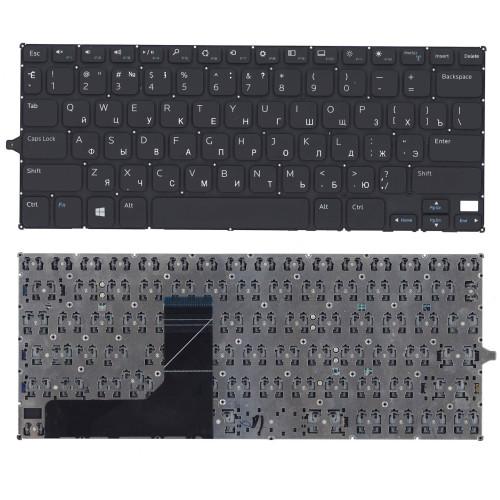 Клавиатура для ноутбука Dell Inspiron 11 3147 черная