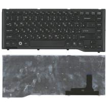 Клавиатура для ноутбука Fujitsu LifeBook LH532 черная