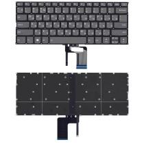 Клавиатура для ноутбука Lenovo Ideapad 720S-14IKB черная с подсветкой