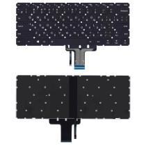 Клавиатура для ноутбука Lenovo Yoga 710-14IKB черная с подсветкой