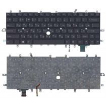 Клавиатура для ноутбука Sony Vaio SVD11 черная с подсветкой