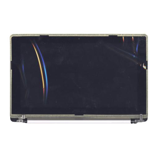 Крышка для Asus VivoBook X202E 1366x768 светло-серая