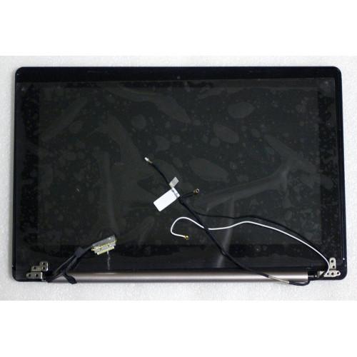 Крышка для Asus VivoBook X202E 1366x768 серая