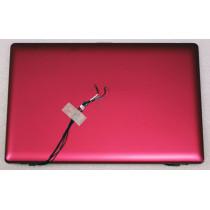 Крышка для Asus VivoBook X200LA розовая