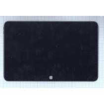 Модуль (матрица + тачскрин) для Dell Latitude 10 черный с рамкой