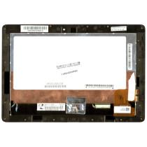 Модуль (матрица + тачскрин) для Asus TF300 (Transformer Pad) G01 черный с рамкой