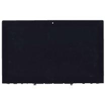 Модуль (матрица + тачскрин) для Lenovo IdeaPad Y50-70 черный с рамкой