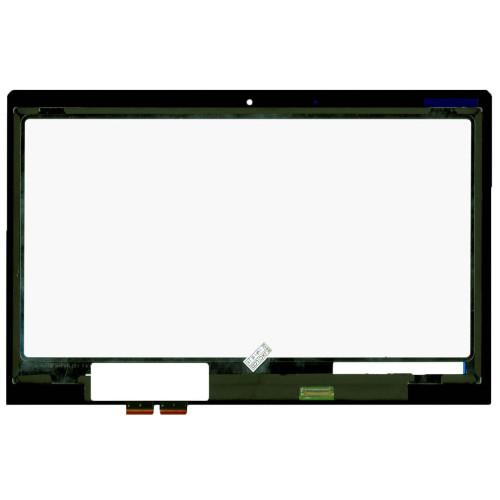 Модуль (матрица + тачскрин) для Lenovo Thinkpad Yoga 14 NV140FHM-N41 черный