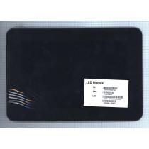 Модуль (матрица + тачскрин) для Asus PadFone S (PF500KL) Station черный с рамкой