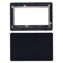 Модуль (матрица + тачскрин) для Asus Transformer Book T100 / T100TA 1010 черный с рамкой