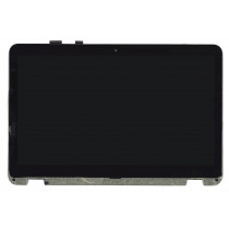 Модуль (матрица + тачскрин) для ASUS VivoBook Flip TP501UB черный с рамкой