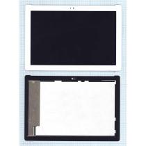 Модуль (матрица + тачскрин) для Asus Zenpad 10 (Z300CL) белый