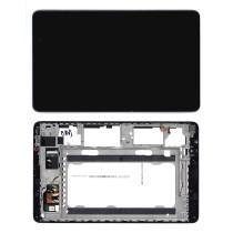 Модуль (матрица + тачскрин) для Huawei MediaPad T2 10.0 Pro черный с рамкой