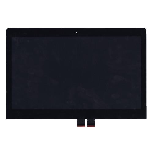 Модуль (матрица + тачскрин) для Lenovo Flex 3 14 FHD черный