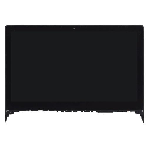 Модуль (матрица + тачскрин) для Lenovo IdeaPad Flex 2 15 FHD черный с рамкой