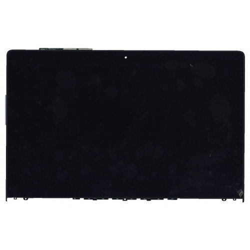 Модуль (матрица + тачскрин) для Lenovo IdeaPad Y700-15ISK черный с рамкой