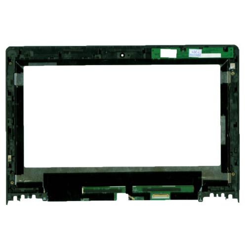 Модуль (матрица + тачскрин) для Lenovo IdeaPad Yoga 11S черный с рамкой