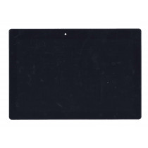Модуль (матрица + тачскрин) для Lenovo Tab 2 A10-70 черный c рамкой