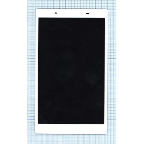 Модуль (матрица + тачскрин) для Lenovo Tab 4 8 Plus TB-8704 белый