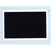 Модуль (матрица + тачскрин) для Lenovo Tab M10 TB-X605L белый