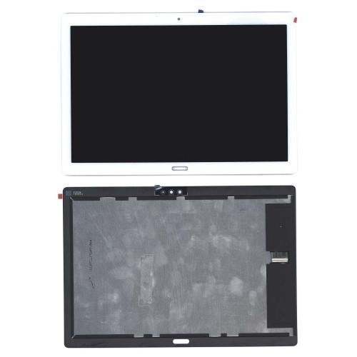 Модуль (матрица + тачскрин) для Lenovo Tab P10 TB-X705L белый