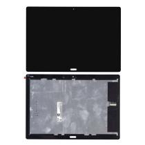 Модуль (матрица + тачскрин) для Lenovo Tab P10 TB-X705L черный