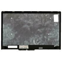 Модуль (матрица + тачскрин) для Lenovo Yoga 710-15IKB FHD черный с рамкой