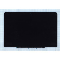Модуль (матрица + тачскрин) для Lenovo Yoga N23 черный c рамкой