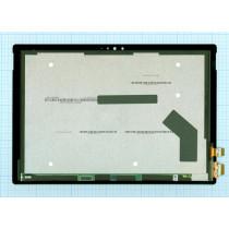 Модуль (матрица + тачскрин) для Microsoft Surface Pro 4 черный