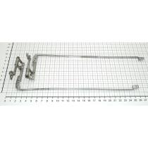 Петли для ноутбука Hp pavilion dv5-1000 dv5-1100 dv5-1200
