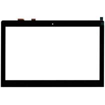 Сенсорное стекло (тачскрин) для Asus VivoBook V451 черное