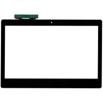Сенсорное стекло (тачскрин) для Dell 5364R PCB-1 черное