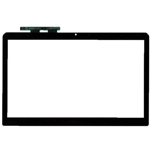 Сенсорное стекло (тачскрин) для Dell 5365S PCB-1 REV:2 черный