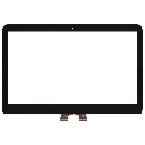 Сенсорное стекло (тачскрин) для HP Spectre 13T-3000 черный