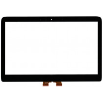 Сенсорное стекло (тачскрин) для HP 5499R FPC-1 черное