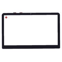 Сенсорное стекло (тачскрин) для HP ENVY X360 15-W черное