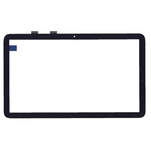 Сенсорное стекло (тачскрин) для HP Pavilion 15-ab200 черное