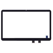 Сенсорное стекло (тачскрин) для HP Pavilion 15-D черное