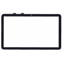 Сенсорное стекло (тачскрин) для HP Pavilion 15-P черное
