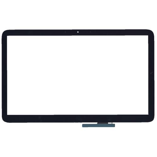 Сенсорное стекло (тачскрин) для HP Touchsmart 15 980F6118-03 черное