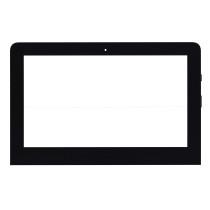 Сенсорное стекло (тачскрин) для HP x360 Convertible PC 11-ab000ur черный шлейф